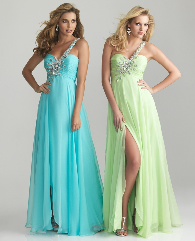 prom dresses in fashion
