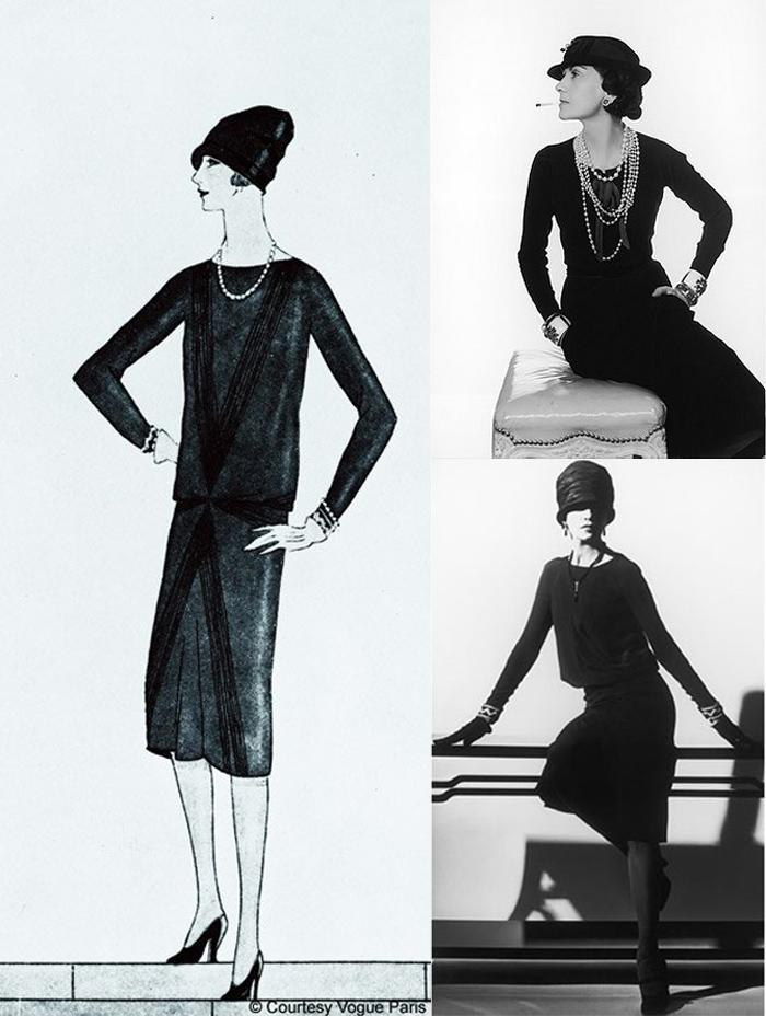 Impressive Little Black Dress Images In History Party Dresses Online