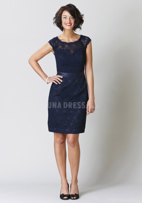 lace bridesmaid dress uk